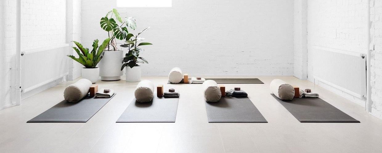 yoga class program