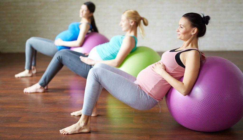 prenatale pilates